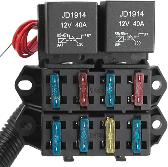 LS Harness Drive By Cable Standalone 4L80E A//C 4.8 5.3 6.0 Blue//Red ECM