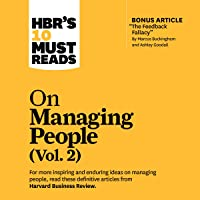 HBR's 10 Must Reads on Managing People, Vol. 2: HBR's 10 Must Reads Series