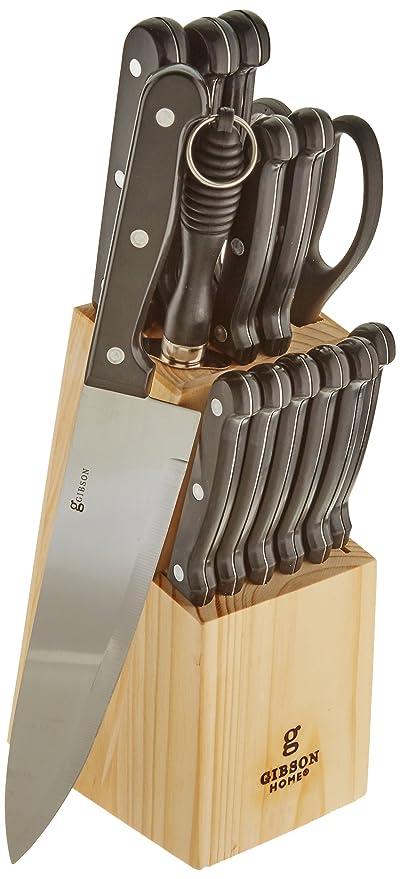 Gibson Cuisine 64163.15 Select Trivoli 15-Piece Cutlery Set