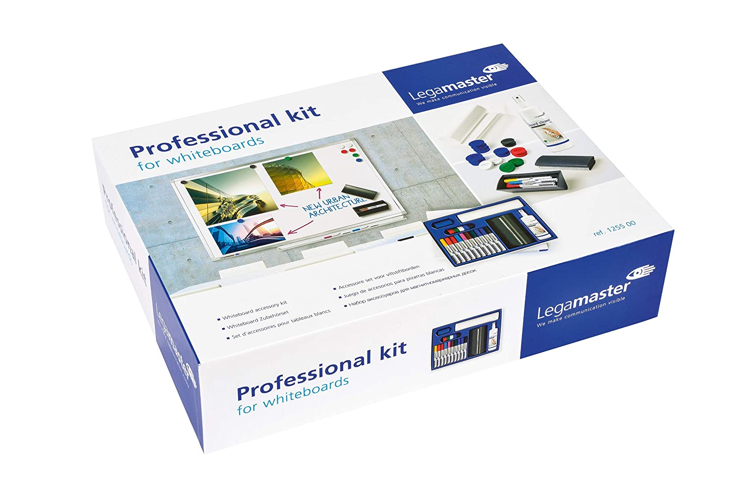 Amazon.com : Legamaster Professional Whiteboard Starter Kit ...