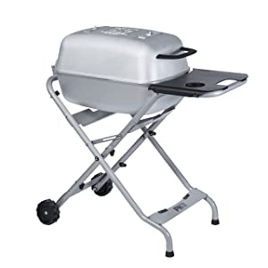 PK Grills PKTX Portable Outdoor Charcoal Grill and Smoker