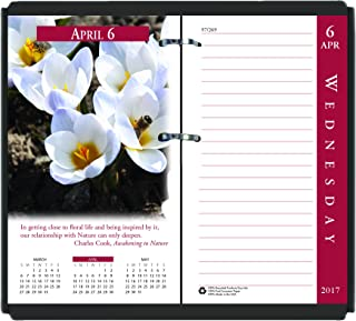 "product image for House of Doolittle 2017 Desk Calendar Refill, Daily, Earthscapes, 3.5 x 6"" (HOD417-17)"