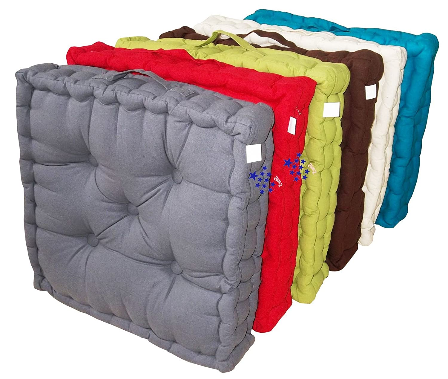 """Easy Rise Cushion Seat Pads 4/"""" High Armchair Booster Great for Elderly Pregnancy"""