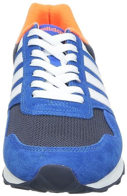 Runeo adidas Trainers uk Men's 10k BlueAmazon Blue co fYb6g7y