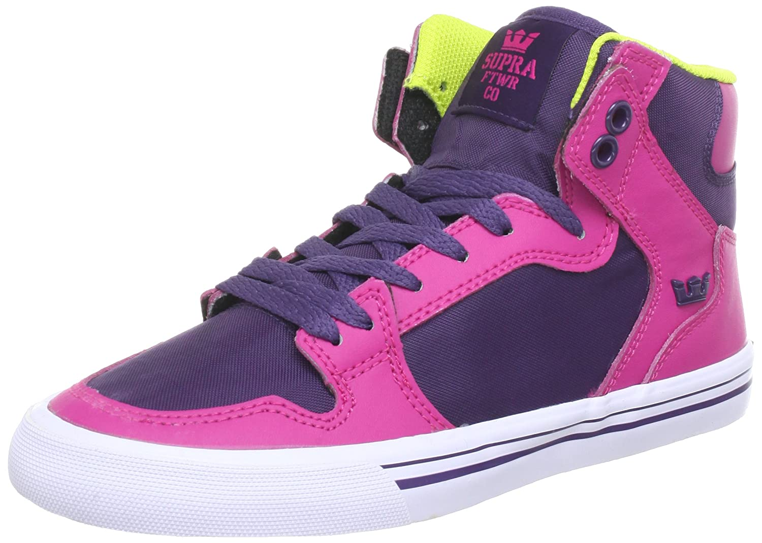 Supra Women s SW28004 Sneakers  Amazon.co.uk  Shoes   Bags 41a2b93887