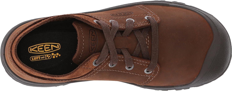 KEEN Mens Grayson Oxford-M Hiking Shoe