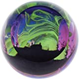 Caithness Glass scozzese Collection Northern Aurora, multicolore