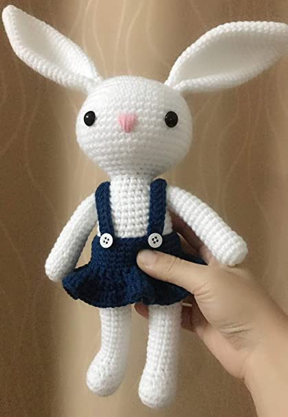 Overalls For Dress Me Bunny - YouTube | 606x419