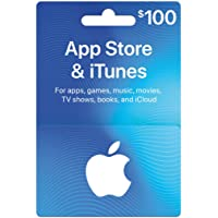 Deals on $100 App Store & iTunes Gift Cards