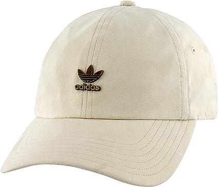 adidas Herren Originals entspanntes Metall Strapback Cap Hat, Herren