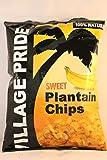 Village Pride Sweet Plantain Chips 75g