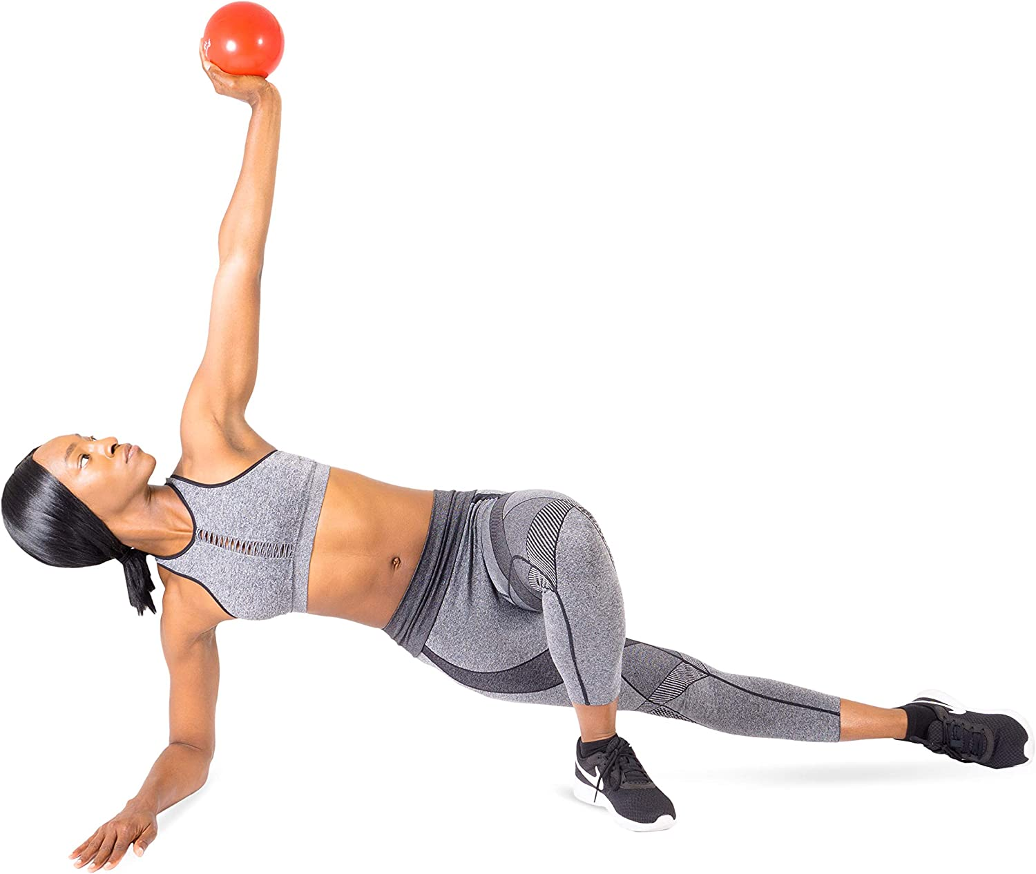 ProsourceFit Weighted Toning Exercise Balls for Pilates