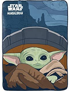 GekhHaon Yoda Unisex Baby Receiving Blankets Super Soft Boy and Girls 40 x 30 Inches Multi-Use Microfiber