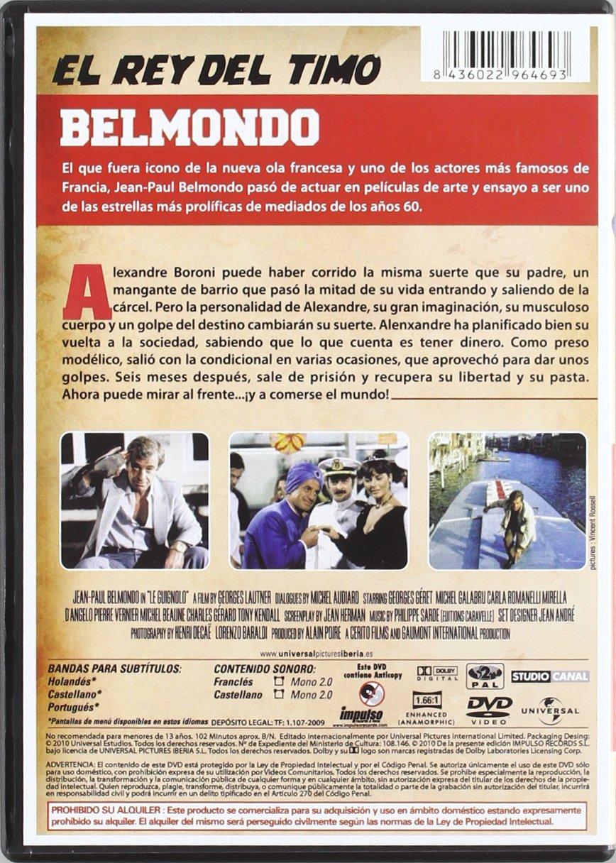 Amazon.com: El Rey Del Timo (Import Movie) (European Format - Zone 2) (2011) Varios: Movies & TV