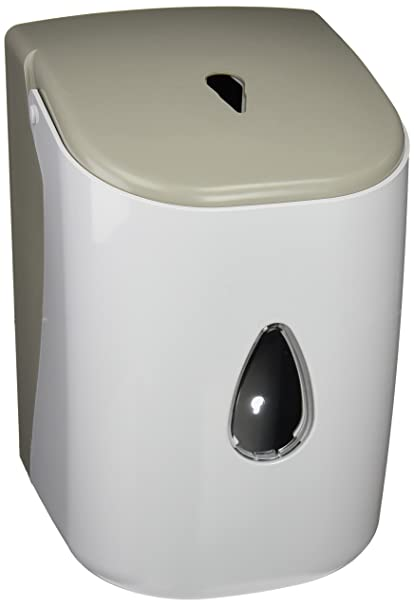 Timblau 024010 - Dispensador de papel mecha en ABS, de dimensiones 380 x 250 x
