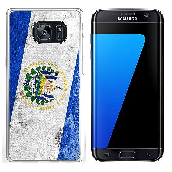Amazon.com: Samsung Galaxy S7 Edge Funda Transparente suave ...