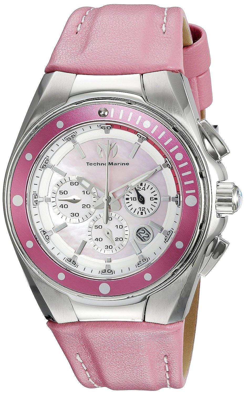 [テクノマリーン]TechnoMarine 腕時計 Manta Ray Analog Display Quartz Pink Watch TM-215035 レディース [並行輸入品] B01K3P261M
