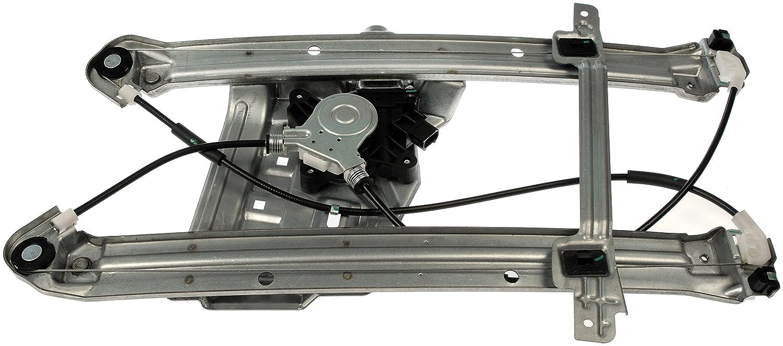 Dorman 741-078 Mitsubishi Endeavor Front Passenger Side Window Regulator with Motor