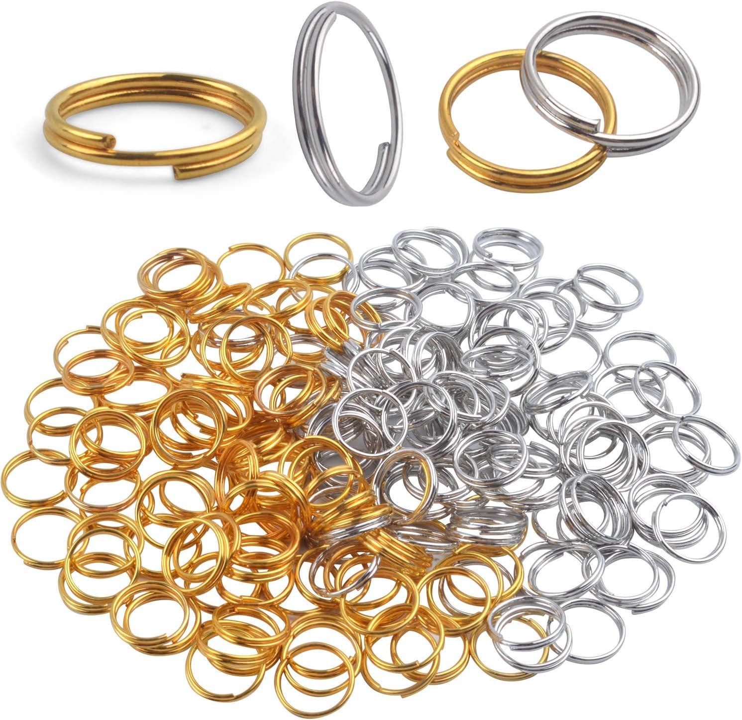 Key Rings,Silver Key Rings,Craft Rings