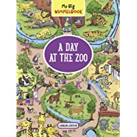 My Big Wimmelbook: A Day at the Zoo