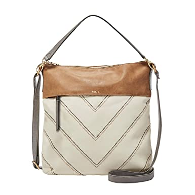1b1f3f039bb9 Relic by Fossil by Fossil Women's Sophie Crossbody Handbag Purse, Neutral  Multi