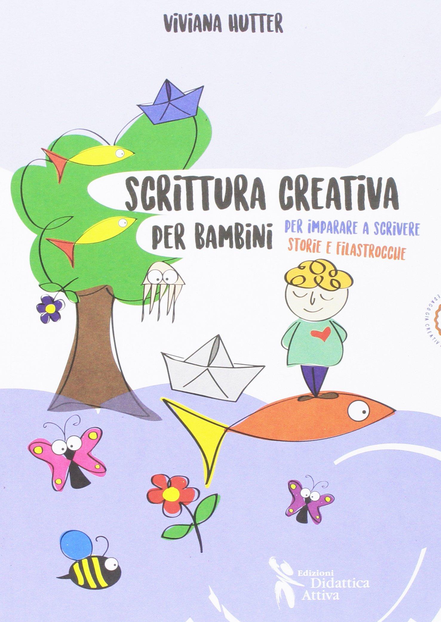 Estremamente Amazon.it: Scrittura creativa per bambini. Per imparare a scrivere  MM72