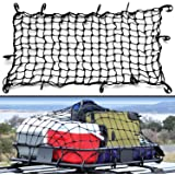 """22""""x38"""" Super Duty Bungee Cargo Net Stretches to 44""""x76"""" 