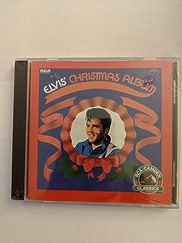 Elvis Christmas Album.Elvis Christmas Album