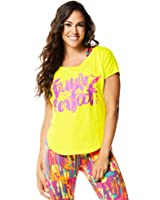 Zumba Funk Perfect Tulip Top