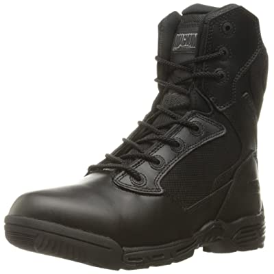 Magnum Women's Stealth Force 8.0 Side Zip Military & Tactical Boot: Shoes