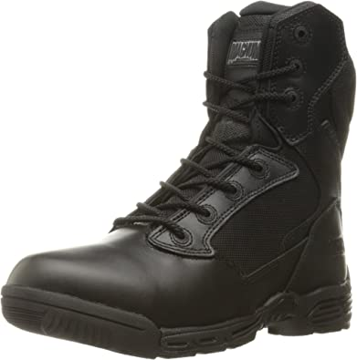 Stealth Force 8.0 Side Zip Military