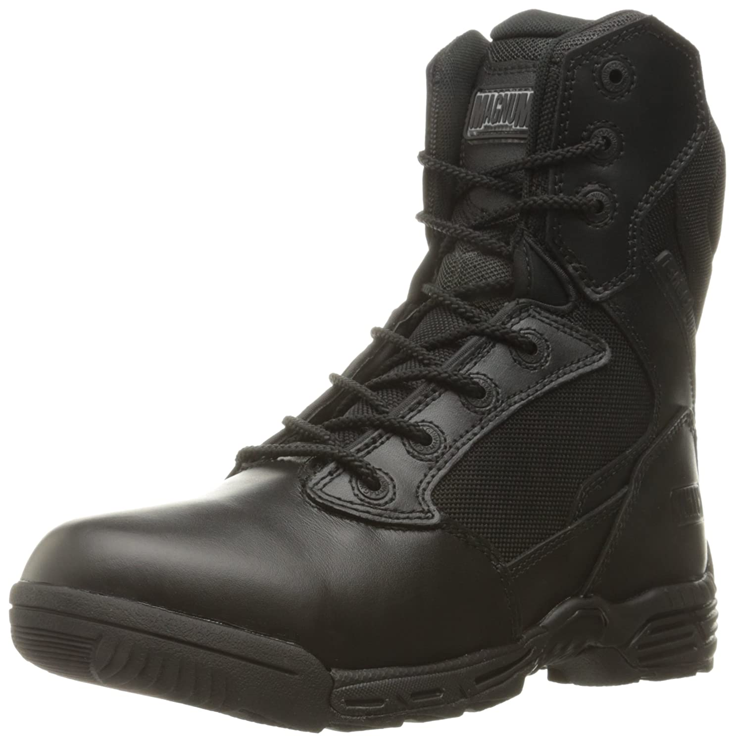 Magnum Women's Stealth Force 8.0 Side Zip Military and Tactical Boot B003OETV3G 8.5 B(M) US|Black