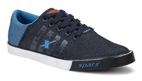Buy Sparx Men's N Blue Sneakers