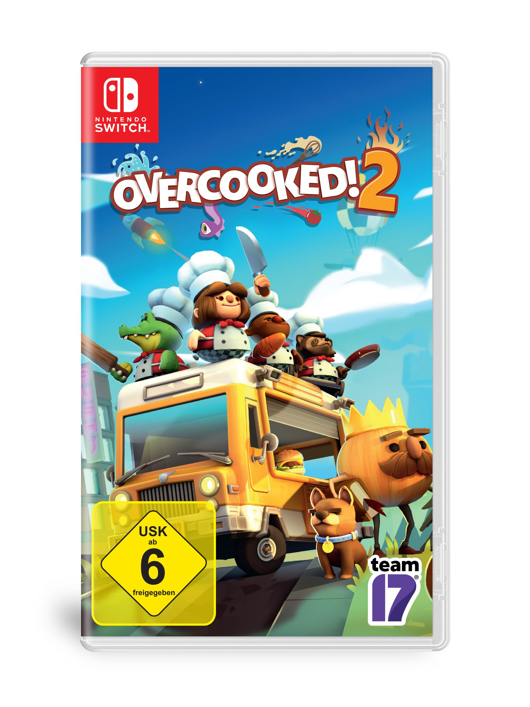 OVERCOOKED! 2 (Nintendo Switch): Amazon.es: Libros