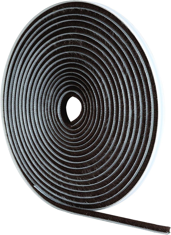 Stormguard - Burlete adhesivo para calafateo (5 m)