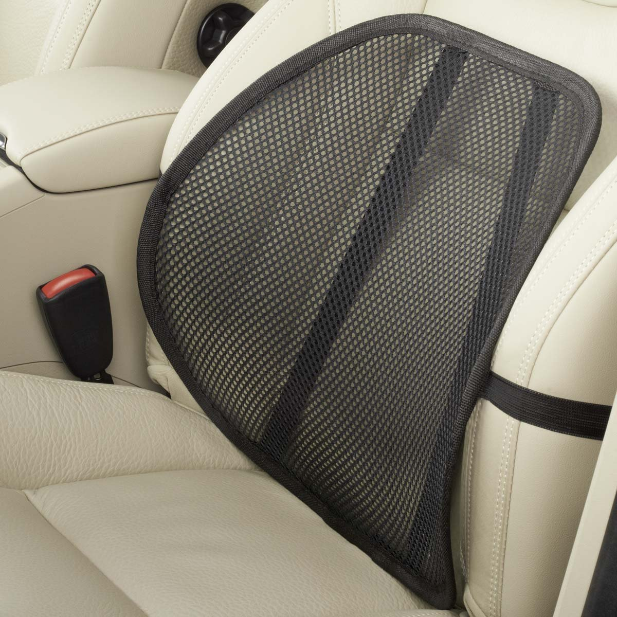 Amazon JML Sit Right Comfort Mesh Office Car Chair Seat Support Improves Back Posture Health Personal Care