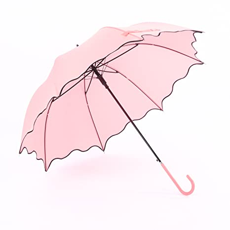 5a882128d365 Amazon.com : Stormeagle Automatic Open Travel Umbrellas With Leather ...