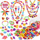 superwinky Pop Beads Arts Toys for 5-10 Year Old Girls