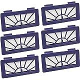 6 Stück High Performance Hepa Filter für die Neato Serie XV11, XV12 ,XV14, XV15, XV21, XV25, XV Signature, XV Essential, 945-0005, 945-0006 und Vorwerk VR10 verkauft von SchwabMarken