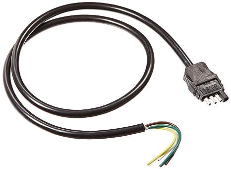 Amazon.com: Wesbar 787264 Trailer End Connector Wire: Automotive
