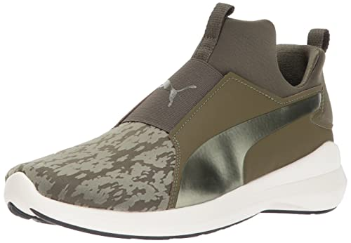 e051ed5e53e5ab Puma Women s Rebel Mid WNS VR Sneaker  Buy Online at Low Prices in ...