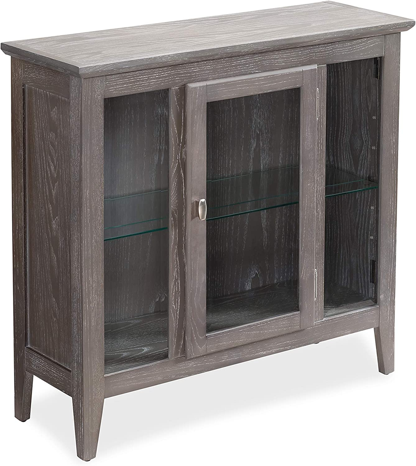 Leick Home Hall Console, Weathered Gray