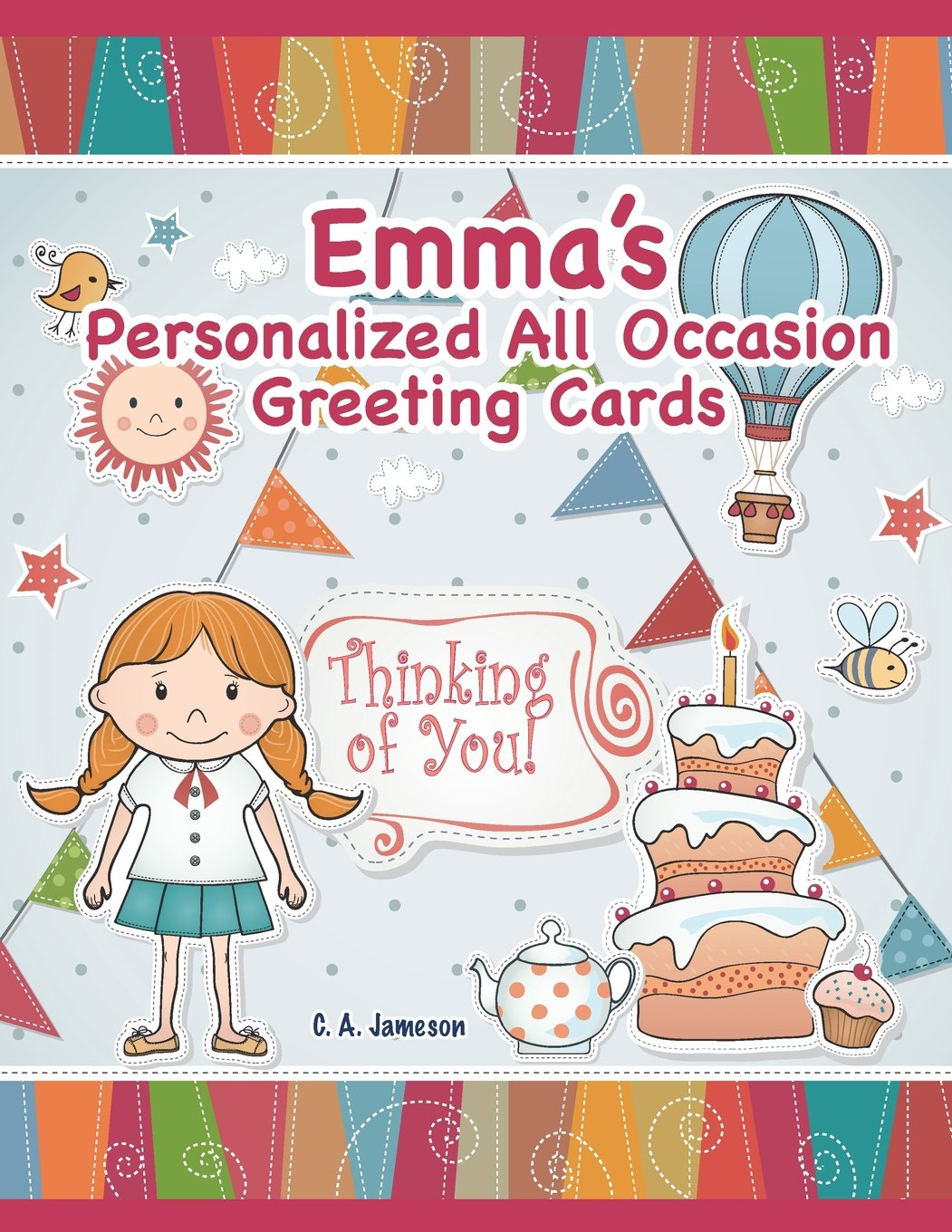 Amazon Emmas Personalized All Occasion Greeting Cards