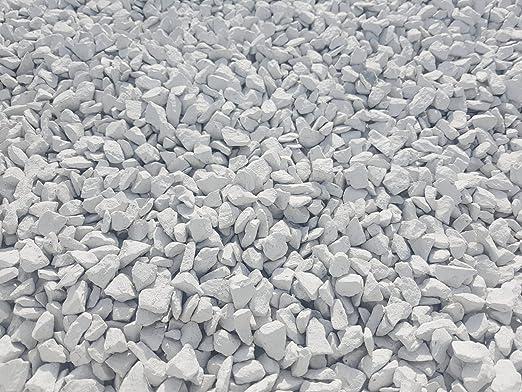 RockinColour - Piedra decorativa para jardín, Niebla Blanca: Amazon.es: Jardín