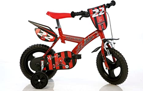 Bicyfoot DB163GLN-MI - Bicicleta Infantil BMX, 6 a 9 años, Color ...