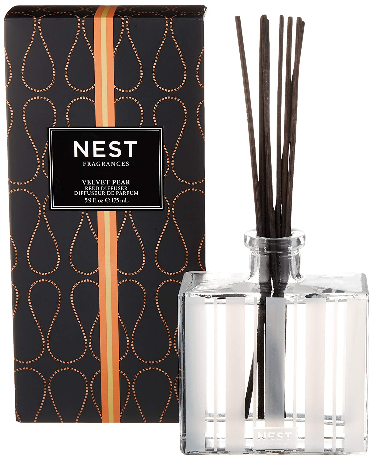 NEST Fragrances Velvet Pear Reed Diffuser 5.9 fl oz./175 mL