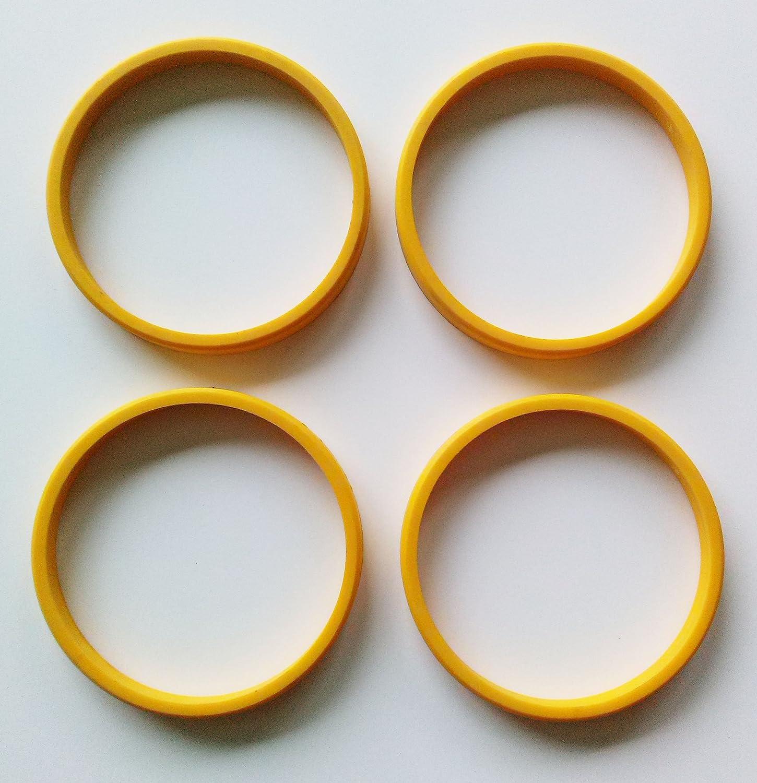 65.1 - 72.0 Spigot Rings Bimecc