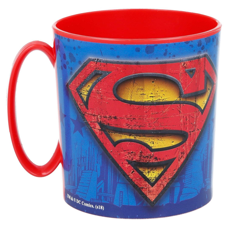 Stor Superman | Taza para niños y niñas con diseño de Personajes ...