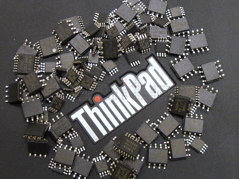 Eeprom ATMEL 24RF08 (SOP) for IBM ThinkPad T40, T40p, T41, T41p, T42