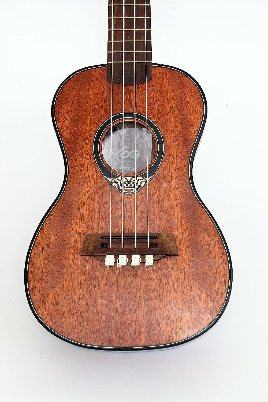 BLACK EBONY Color Bridge Beads. TSTGB TENOR String-Tie Tailpiece BridgeBeads Set for Classical or Flamenco Spanish Guitar